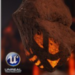 Unreal engine 4 rocks